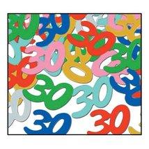 Fanci-Fetti 30 Silhouettes (multi-color) Party ... - $5.89