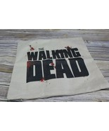 """Walking Dead Travel Couch Bed Pillow Cover 18"""" - $9.74"""
