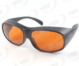 200nm-532nm OD6+ 900n-1100nm OD5+ Laser Protective Goggles Safety Glasses 33# - $44.39