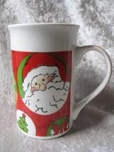 Royal Norfolk Snowman Reindeer Christmas Holiday Tea Coffee Mug Cup - $9.50