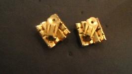 Kramer Amethyst Clip on Earrings - $16.99