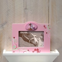 "Cowgirl ""Ride On"" Photo Frame - $12.95"