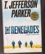 The Renegades T. Jefferson Parker Signed Copy C... - $9.85