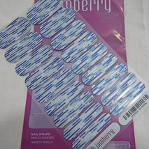 Jamberry On Holiday SX201512 Nail Wrap  (Full Sheet ) Retired Design - $17.66