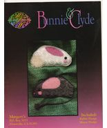 Bunnie and Clyde Needlepoint Patterns Margery's... - $8.99