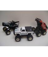 Toy Monster Trucks Diecast Metal Vintage - $14.99