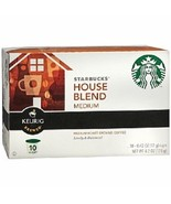Starbucks House Blend Medium Keurig K-Cups - $15.79