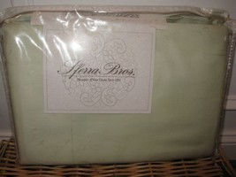 Sferra Tommy Bahama Aloe 4P King Sheet Set 300tc Egyptian Cotton - $284.95