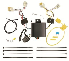 Trailer Wiring Harness Kit For 11-16 Hyundai Sonata Hybrid Plug & Play T... - $48.57