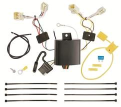 Trailer Wiring Harness Kit For 11-16 Hyundai Sonata Hybrid Plug & Play T... - $48.57