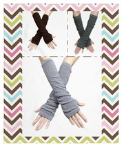 Women's Classic Fashion Stretch Fingerless Arm Warmers - €7,28 EUR