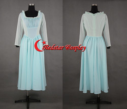 2015 HOT Movie Sandy Princess Cinderella Cosplay Costume Daily Dress - $78.21