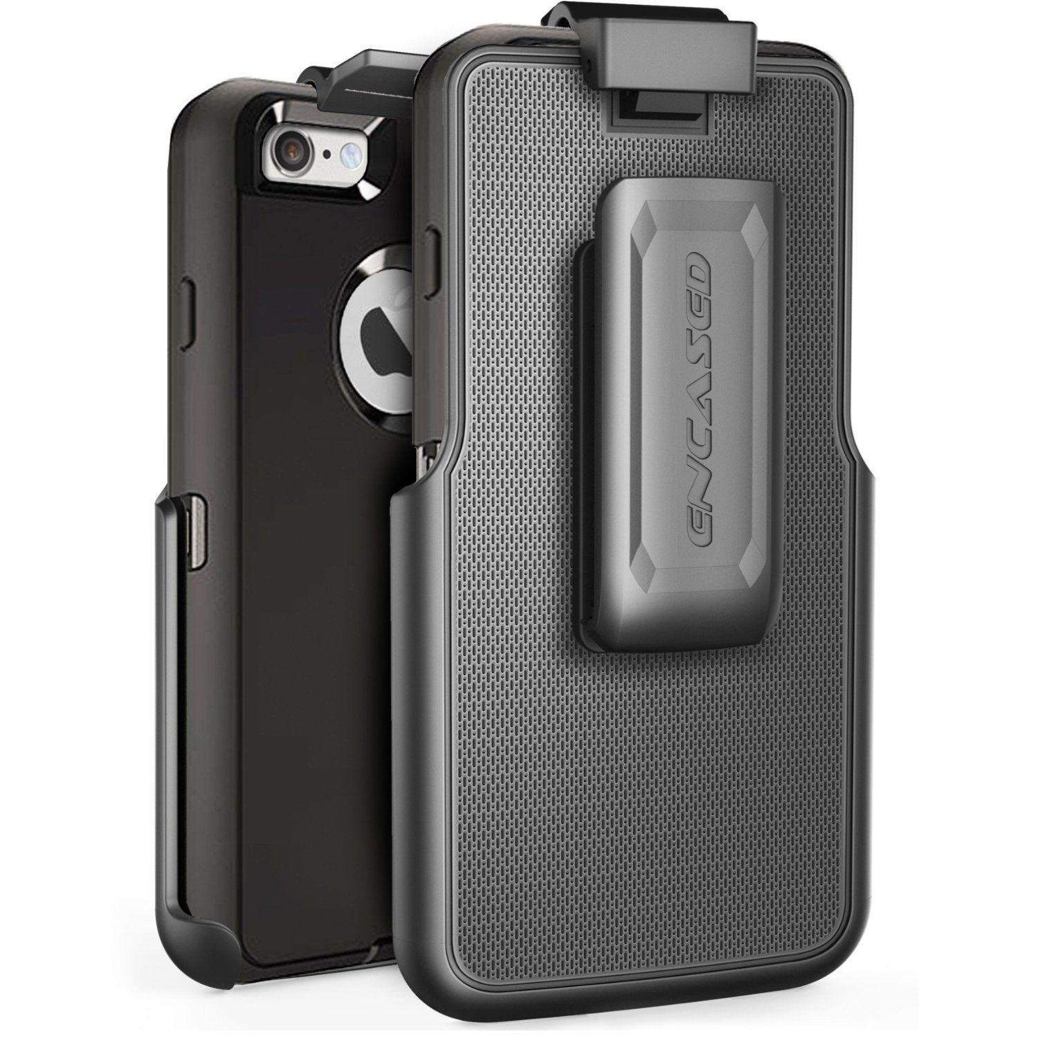 OEM Encased® Belt Clip Holster For iPhone 6 6S 4.7 Otterbox Defender Series Case