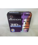 """Imation 9 2HD Floppy Disks 3.5""""  - IBM Formatted  - $9.89"""