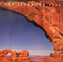 1993 Jeep Book Prestige Brochure Wrangler Cherokee - $7.12