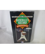 Baseball's Record Breakers VHS 1991 - NEW SEALED - Nolan Ryan - $6.92