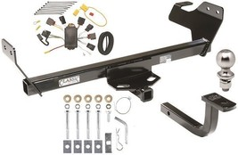 2007 2010 Chrysler Sebring Complete Trailer Hitch Tow Package W/Plug&Play Wiring - $240.11