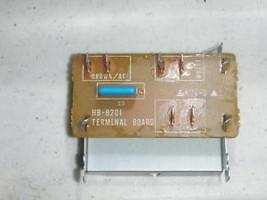 Hitachi Bread Machine Terminal Board for Model HB-B102 HB-B201 HB-B301 - $10.03