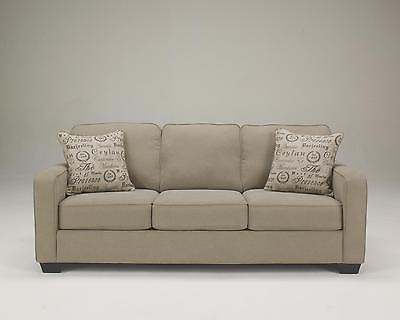 Ashley Alenya Fabric Living Room Set 3pcs Quartz Signature Design Casual Style