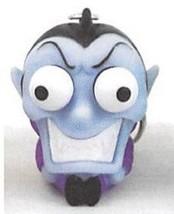 """Rubber DRACULA Eye-Popper Keyring 1.75"""" NEW Eye popper Keychain Vampire - $6.92"""