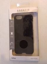 Agent18 iPhone 6 Slimsheild Black Sequins Phone Case - $6.92