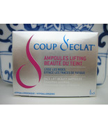 COUP d'ECLAT Anti Aging Wrinkle Lifting Ampoules, set of 3 - $17.99