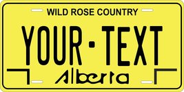 Alberta 1974-84 Personalized Custom Novelty Tag Vehicle Car Auto Motorcy... - $16.75