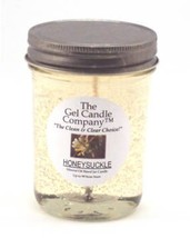 Honeysuckle 90 Hour Gel Candle Classic Jar - €7,90 EUR