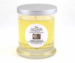 Honeysuckle Scented Gel Candle - 120 Hour Deco Jar - €13,53 EUR