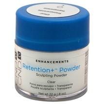 Creative Nail Retention Powder False Nails, Clear, 0.8 Ounce - $15.00