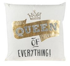 Queen of Everything Pillow, Large - €28,20 EUR
