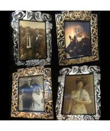 Gothic Haunted MINI LENTICULAR PORTRAIT Changin... - $3.97