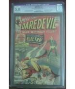 Marvel comics - Daredevil #2 comic book - 5.0 CGC restored grade - $172.50