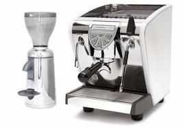Nuova Simonelli Musica LUX Espresso HX Coffee Machine 58mm& Grinta 110V ... - $2,156.47