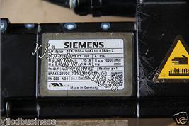 1FK7022-5AK71-8TB5-Z Siemens servo motor 60 days warranty - $712.50