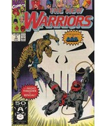Marvel comics - The New Warriors #7 - Night Thrasher vs. Bengal - $4.24