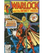 Marvel comics - Warlock And The Infinity Watch #1 - collector's item - $4.24