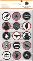 Martha Stewart Vampire Layered Icon Stickers-NIP's - $6.00