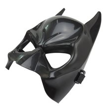 Fashion Queen Adult Batman Superman Cosplay Mask For Halloween Masquerad... - $6.85