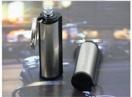 Refillable Permanent Match Box Lighter (8pcs) image 1