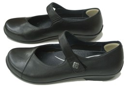 DANSKO Black Nappa Leather Mary Jane shoes OPAL... - $51.84