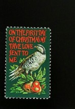 1971 8c Christmas, Partridge, True Love Sent to Me Scott 1445 Mint F/VF NH - $0.99