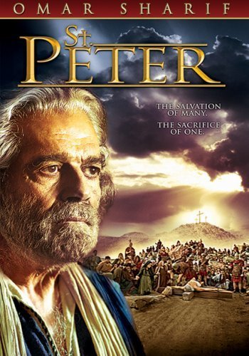 St. peter starring omar sharif   dvd