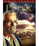ST. PETER starring Omar Sharif - DVD - $24.95