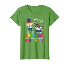 Large size shirts - Get Your Cray On! It's The Last Day Of Preschool for... - $19.95+