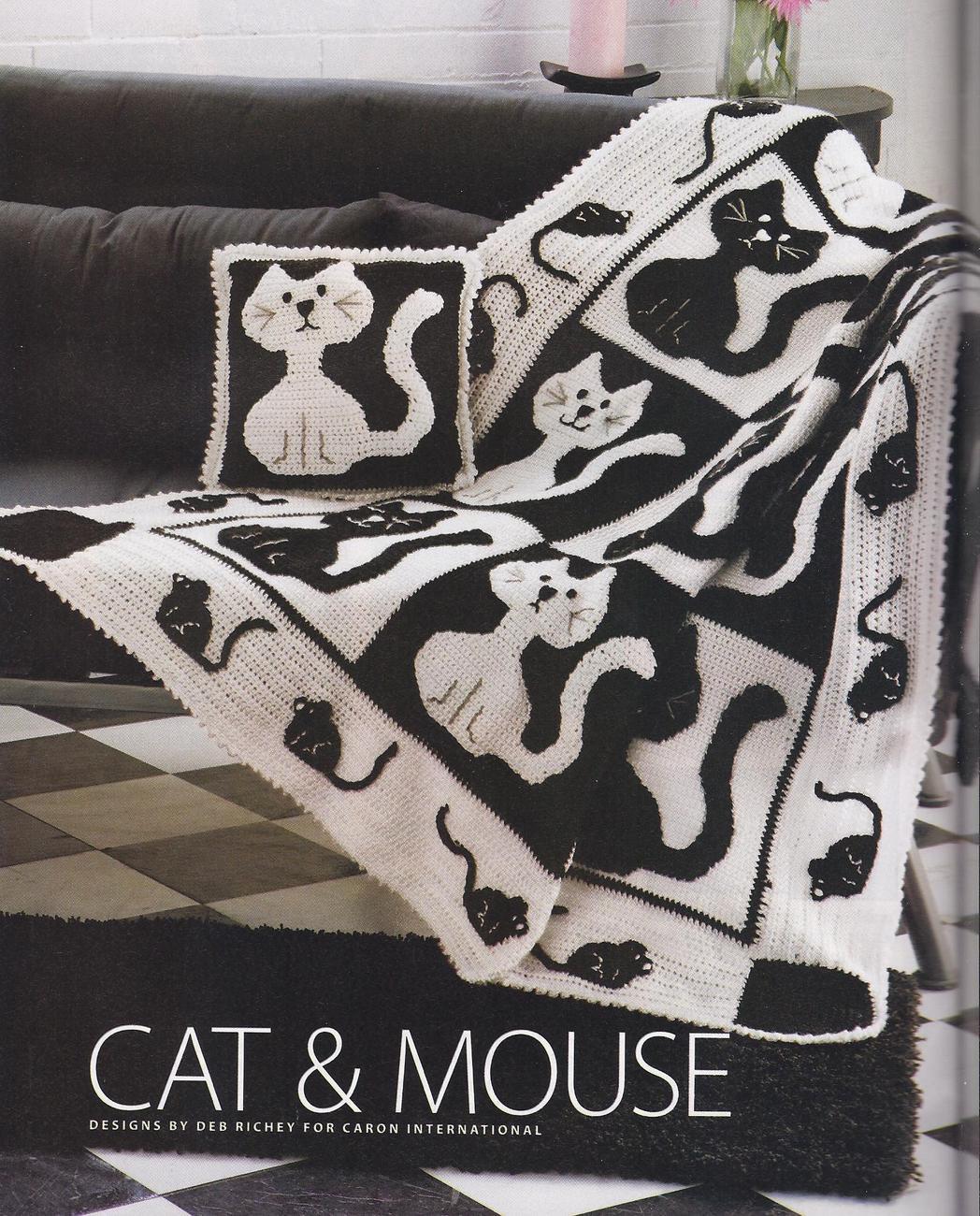 Crochet pattern 929