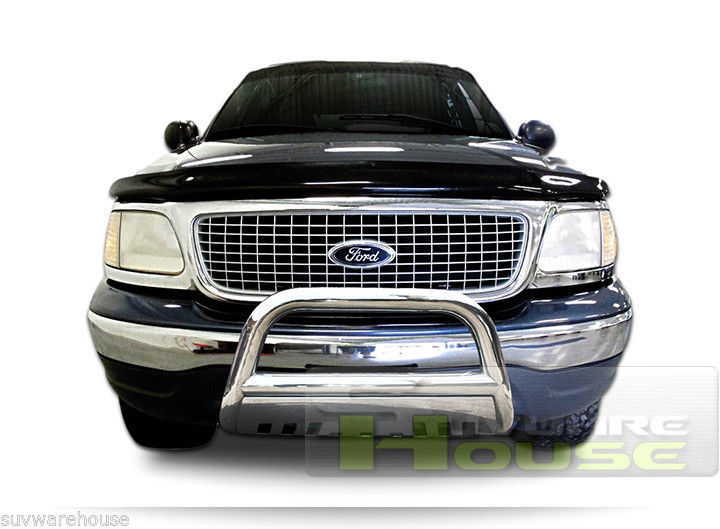 Ford Expedition Bumper Guard : Broadfeet bull bar for ford expedition front