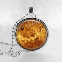 VENUS Necklace, Venus Pendant, Venus Jewelry, Planet Necklace, Space Nec... - €11,38 EUR