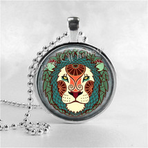 LEO Necklace, Leo Pendant, Leo Jewelry, Astrology, Zodiac, Constellation... - €11,38 EUR