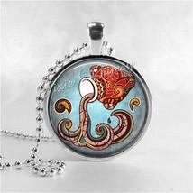 AQUARIUS Necklace, Aquarius Pendant, Aquarius Jewelry, Astrology, Zodiac... - $12.95